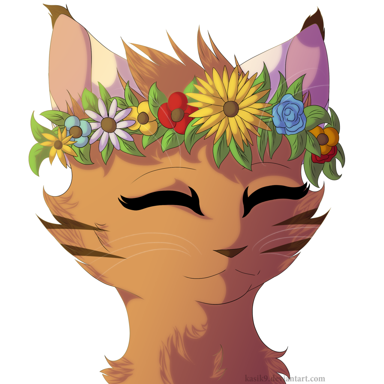 Animal jam flower crown clipart clip art transparent stock Image - Flower crowns are pretty by kasik9-d8w38lb.png | Animal Jam ... clip art transparent stock