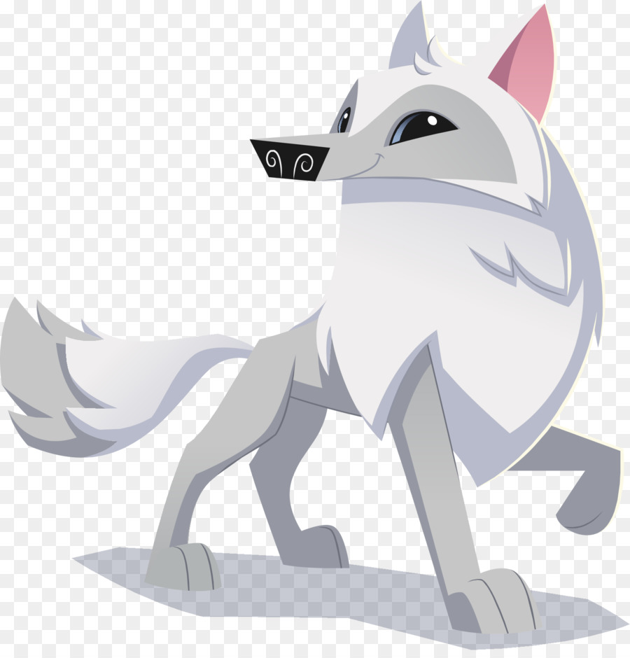 Animal jam fox clipart graphic Cat And Dog Cartoon clipart - Fox, White, Cartoon, transparent clip art graphic