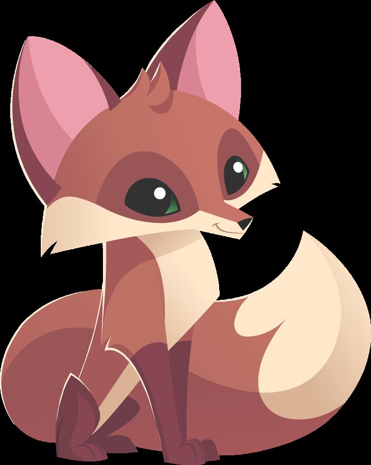 Animal jam fox clipart png royalty free download Animal Jam Arctic fox Gray wolf Platypus - arctic fox png download ... png royalty free download