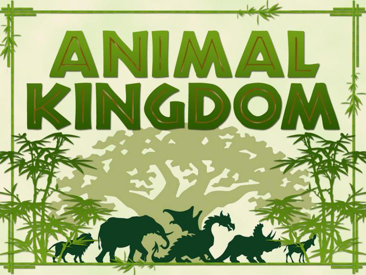 Animal kingdom clipart banner black and white library Animal Kingdom Logos Clipart banner black and white library