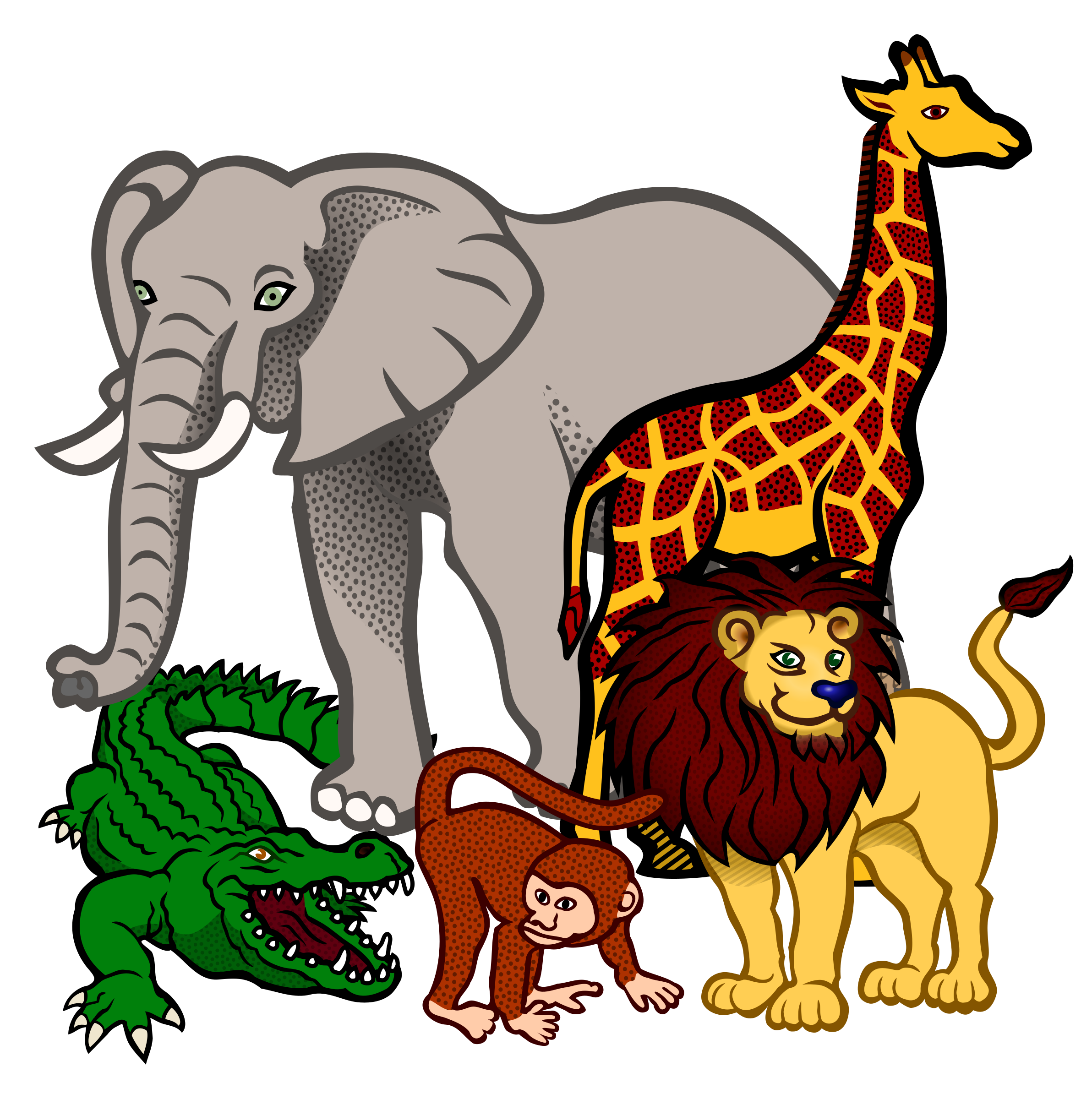 Animals clipart images jpg free download Animal Kingdom Clipart | Free download best Animal Kingdom Clipart ... jpg free download