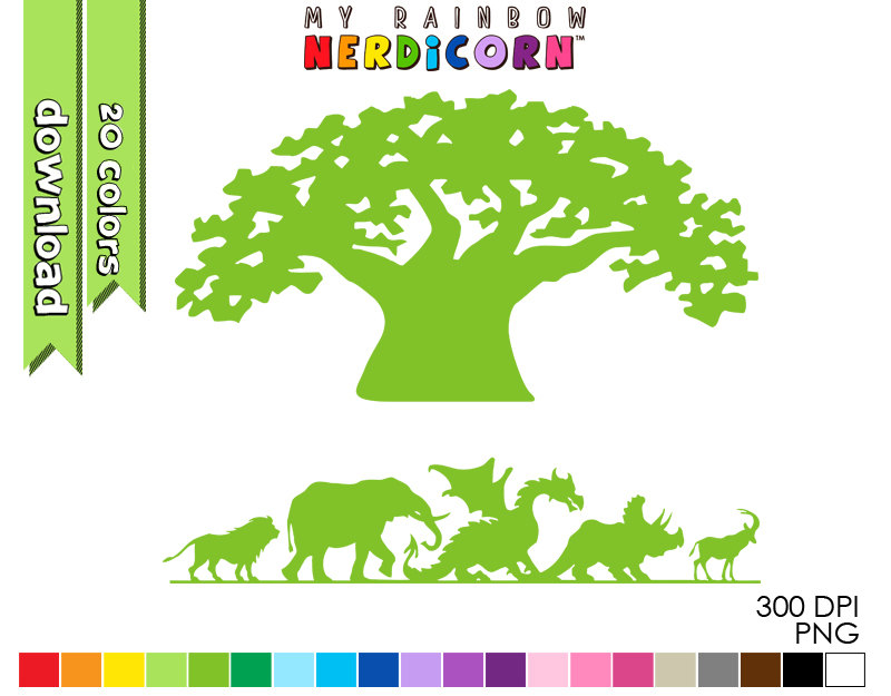Animal kingdom tree clipart graphic royalty free Animal kingdom tree clipart - ClipartFest graphic royalty free
