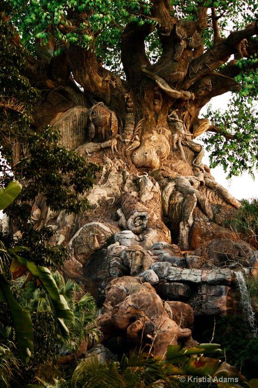 Animal kingdom tree clipart vector free Tiggerific Tuesday Trivia: The Tree of Life | Disney, Walt disney ... vector free