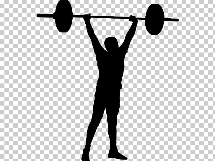 Animal lifting weight clipart black and white clip black and white Olympic Weightlifting CrossFit Weight Training Sticker Sport PNG ... clip black and white