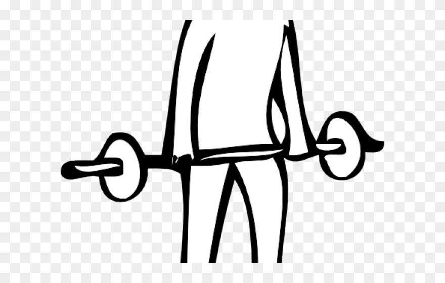 Animal lifting weight clipart black and white picture freeuse stock Plates Clipart Weight Lifting - Drawing Of A Person Lifting Weights ... picture freeuse stock