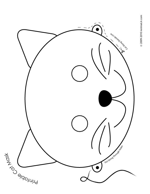 Animal mask black and white clipart jpg free stock Abigail Brambila (abigailbrambila) on Pinterest jpg free stock