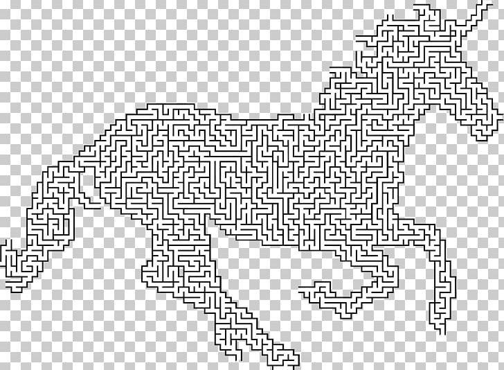 Animal maze clipart picture royalty free Unicorn Line Art Maze Legendary Creature PNG, Clipart, Angle, Animal ... picture royalty free