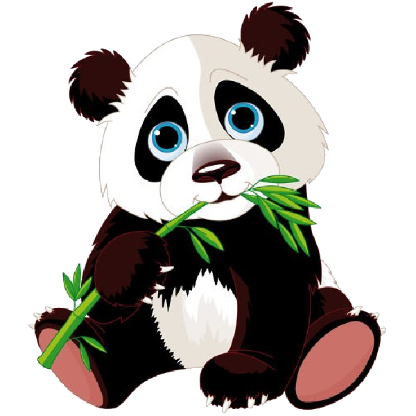 Animal money clipart clip free library Panda Bears Cartoon Animal Images Free To Download.All Bears Clip ... clip free library