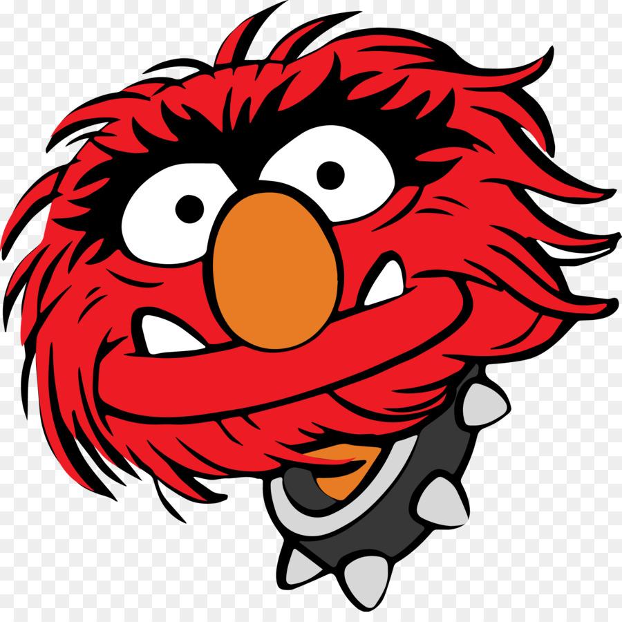 Animal muppet clipart clip free download Beaker Cartoon clipart - Animal, Beaker, Red, transparent clip art clip free download