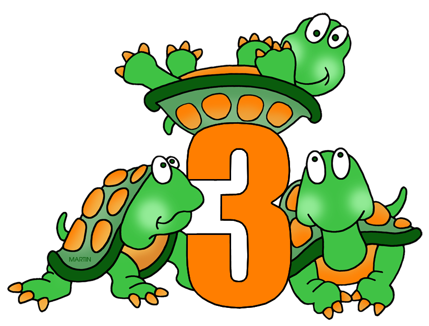 Animal number 3 clipart graphic library Free Number 3 Cliparts, Download Free Clip Art, Free Clip Art on ... graphic library