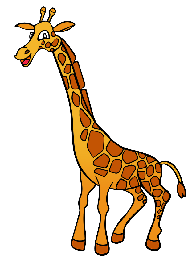 Giraffe heart clipart image library Free to Use & Public Domain Animals Clip Art - Page 5 | cute ... image library