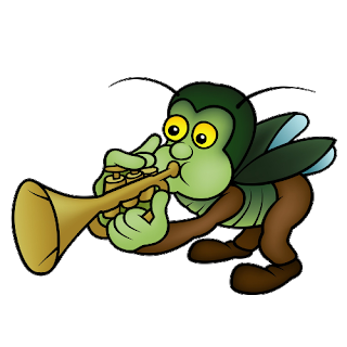Animals playing musical instruments clipart png free library Musical Animals png free library