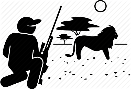 Animal poaching clipart png black and white \'Animal Rights and Welfare Issues\' by Gan Khoon Lay png black and white