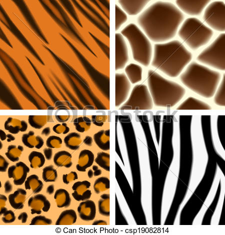Animal print patterns clipart - ClipartFest svg transparent library