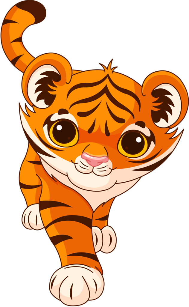 Tiger thanksgiving clipart clip free stock 14tiger002 [преобразованный].png | Pinterest | Clip art, Animal and ... clip free stock
