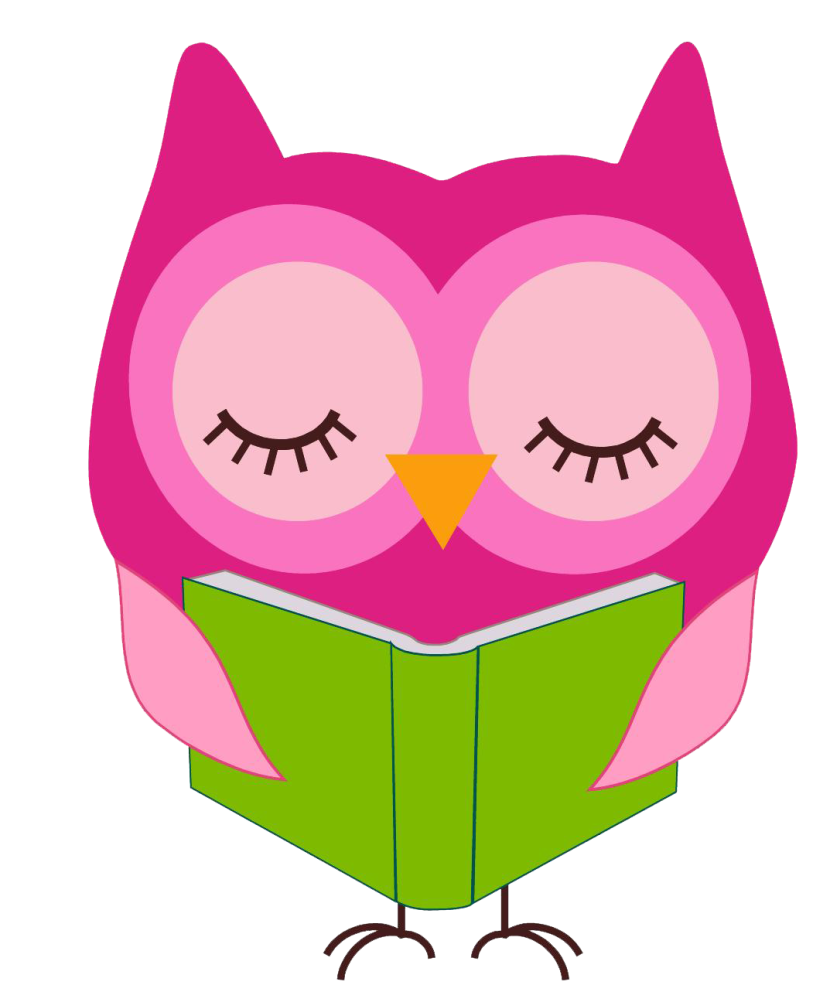 Book read clipart png black and white stock 28+ Collection of Owl Reading A Book Clipart | High quality, free ... png black and white stock