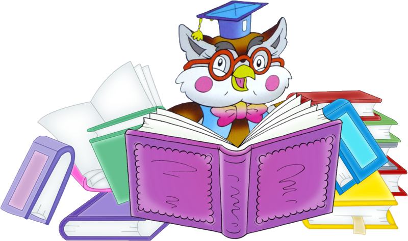 School cartoon clipart jpg freeuse stock Animals Reading PNG HD Transparent Animals Reading HD.PNG Images ... jpg freeuse stock