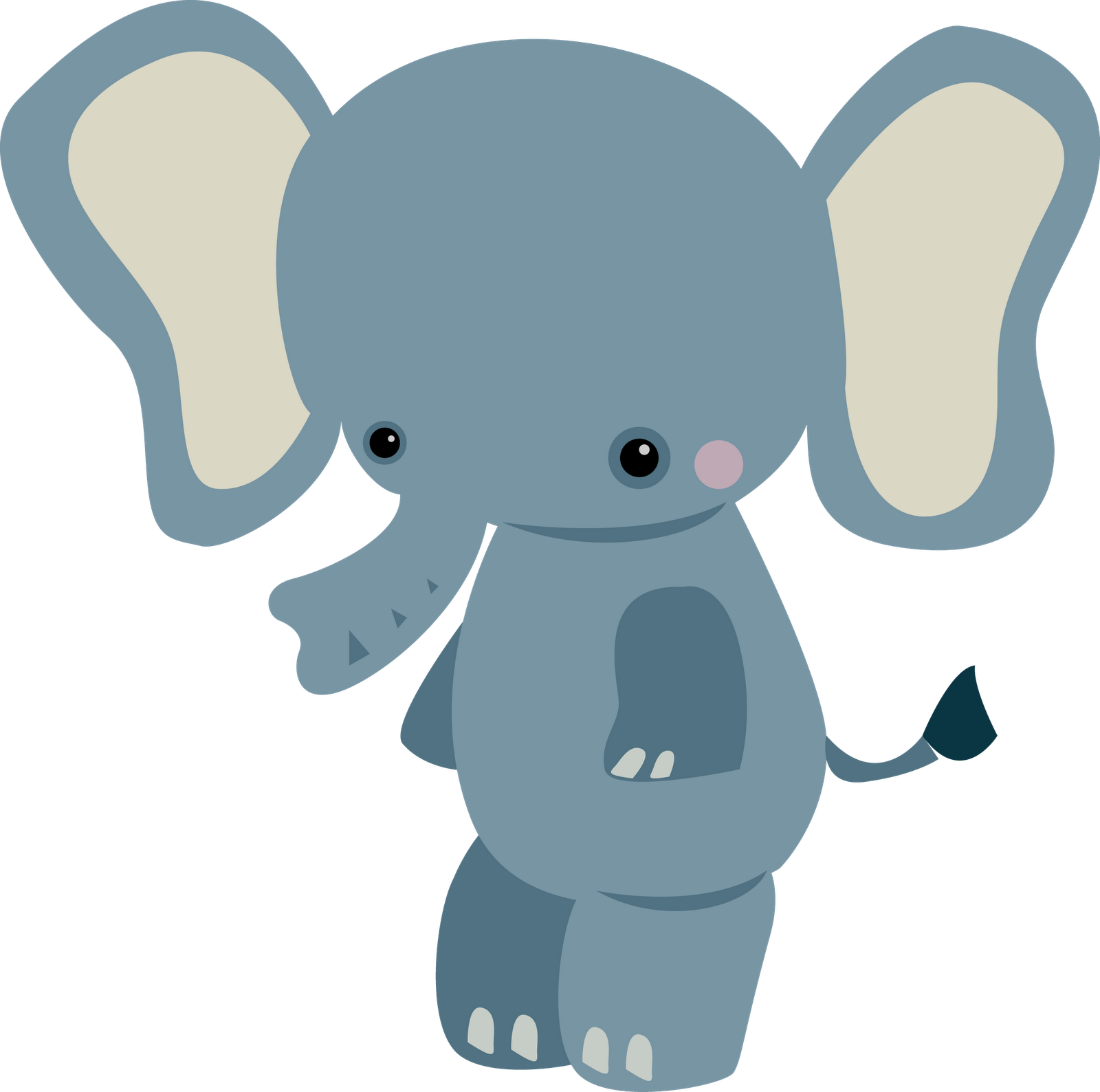 Baby elephant with heart clipart image free library BABY ELEPHANT CLIP ART | CLIP ART - ZOO / JUNGLE ANIMALS - CLIPART ... image free library