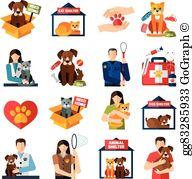 Animal shelter clipart jpg stock Animal Shelter Clip Art - Royalty Free - GoGraph jpg stock