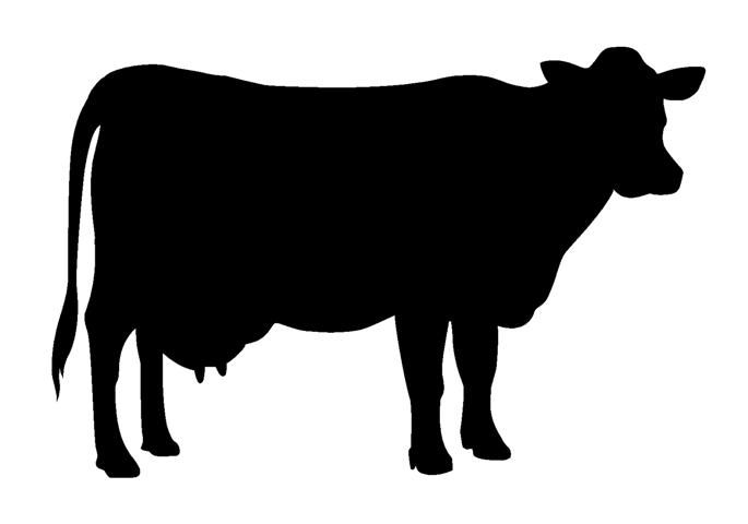 Animal silhouette clipart cow jpg free Images Cow Clipart Clip Art... | Craft Ideas | Silhouette ... jpg free