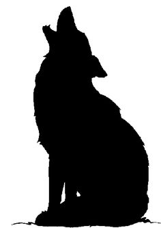 Animal silhouettes clipart clip free library 83 Best Animal Silhouette images in 2019 | Animal silhouette ... clip free library