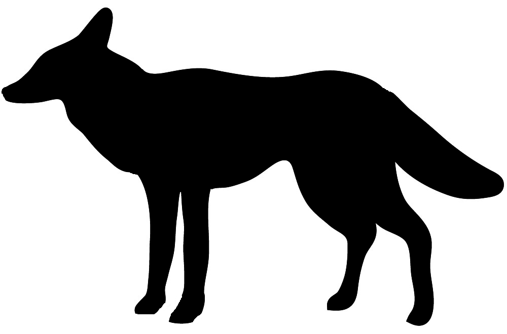 Animal silhouettes clipart clipart black and white stock 59+ Animal Silhouette Clip Art | ClipartLook clipart black and white stock