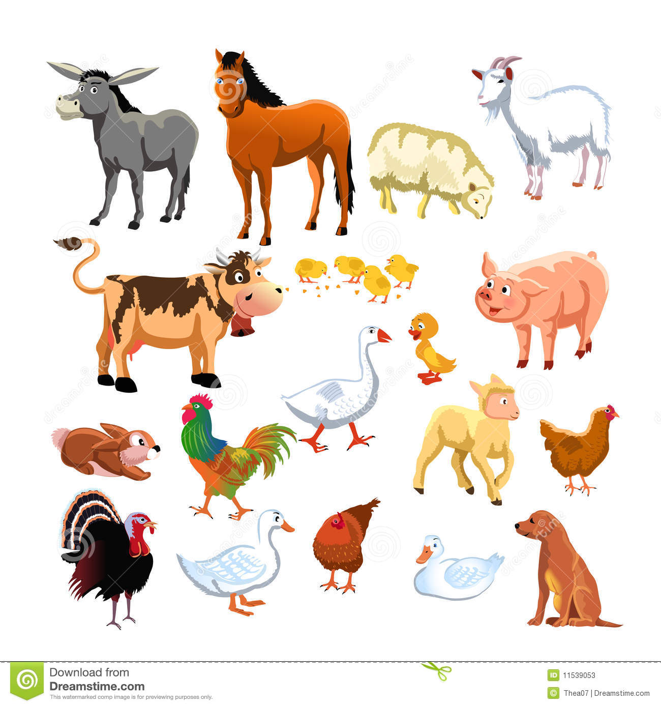 Animal stock clipart.  best images about