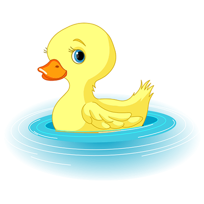 Animal swim clipart svg library download Swimming Duck | Facebook Symbols-n-emoticons Adorable Animals | Duck ... svg library download