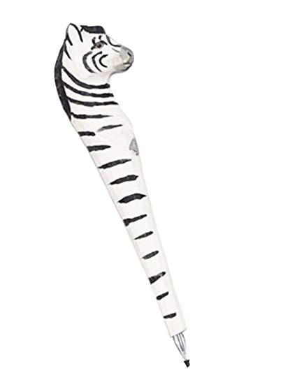 Animal with writing pen clipart picture free download Amazon.com : Writing-Pens Of Wood Carving Animals With 0.038 CM ... picture free download
