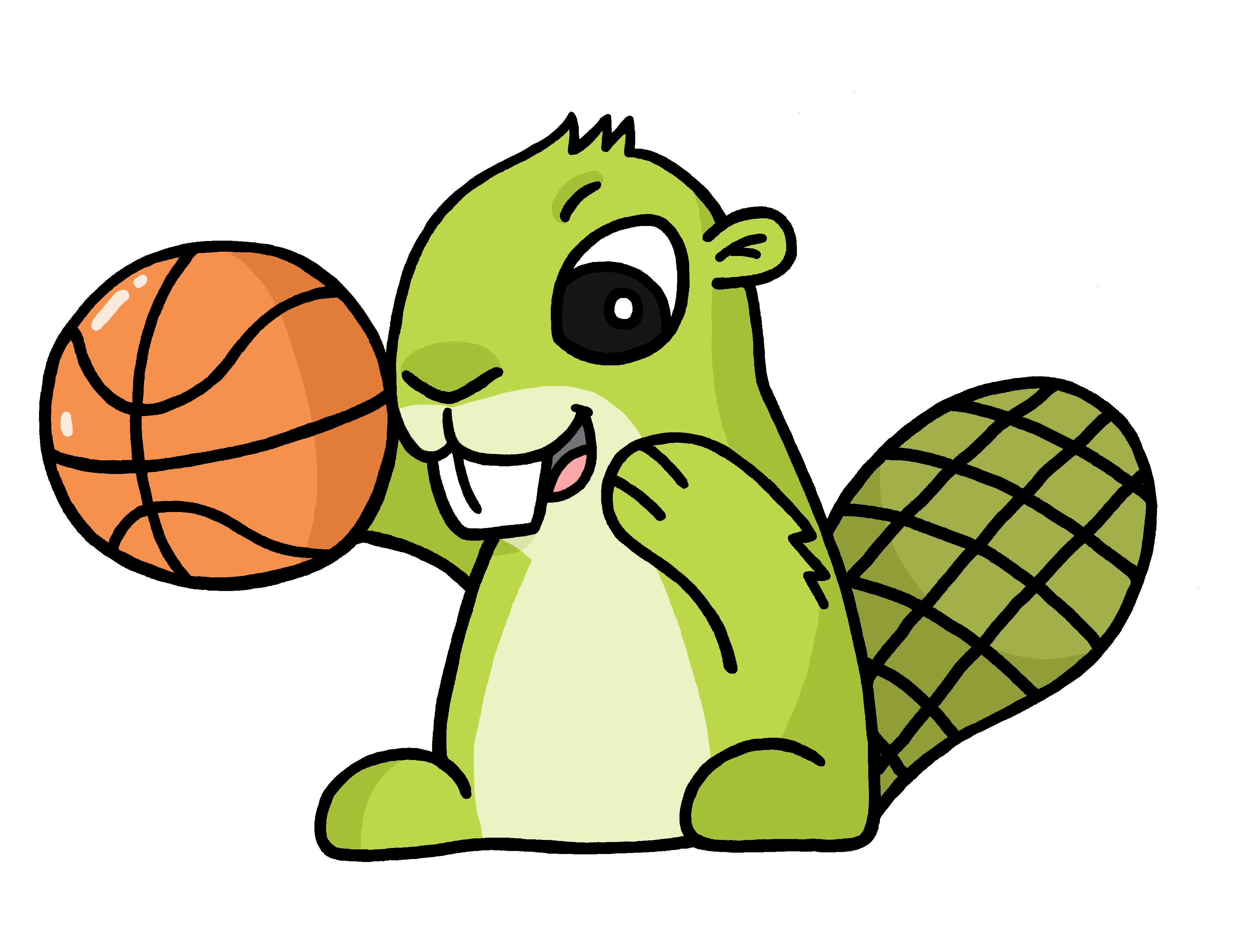 Animalm playing basketball clipart transparent Basketball Adsy transparent PNG - StickPNG transparent