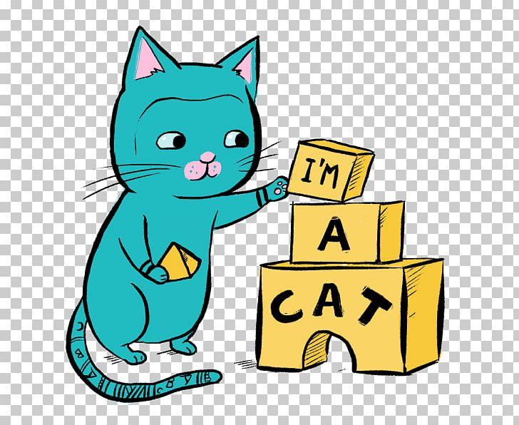 Animals building clipart picture transparent download Kitten Simple Sentence Text PNG, Clipart, Animals, Artwork, Building ... picture transparent download