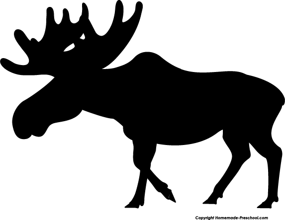 Bull moose clipart banner library download Free Free Moose Clipart, Download Free Clip Art, Free Clip Art on ... banner library download