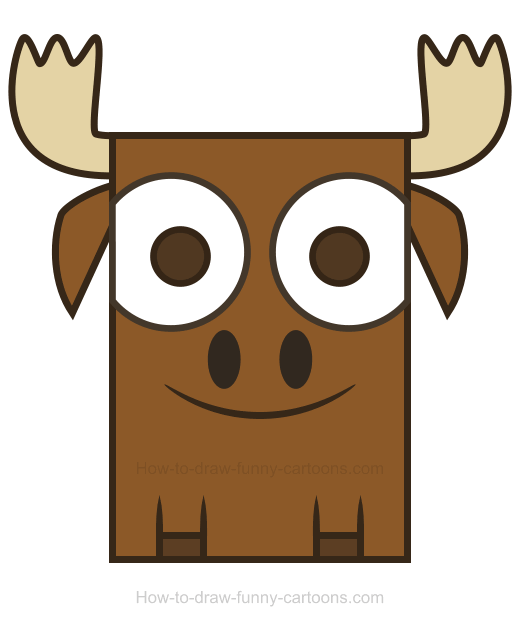 Animals clipart moose picture royalty free download Moose Clipart picture royalty free download
