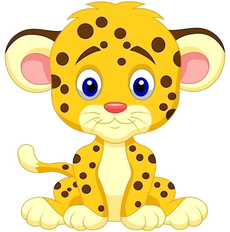 Animals cute clipart svg transparent stock Safari Cute Baby Animals Border – aight web svg transparent stock