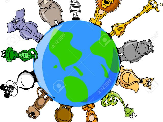 Animals earth clipart picture transparent library Free Earth Clipart, Download Free Clip Art on Owips.com picture transparent library