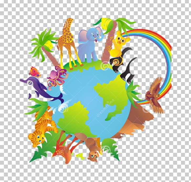 Animals earth clipart banner royalty free stock Illustration Earth Drawing Animal Photography PNG, Clipart, Animal ... banner royalty free stock