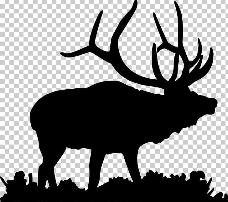 Animals elk clipart