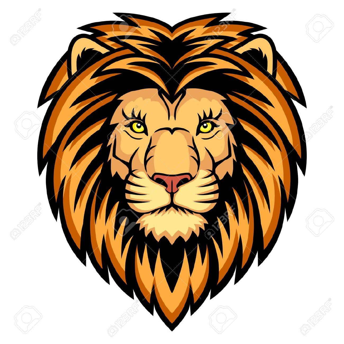 Animals lion face clipart svg transparent download Cartoon Lion Face Pictures   Free download best Cartoon Lion Face ... svg transparent download