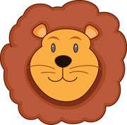 Animals lion face clipart clip art royalty free download Cartoon Animal Faces Clipart   Free download best Cartoon Animal ... clip art royalty free download