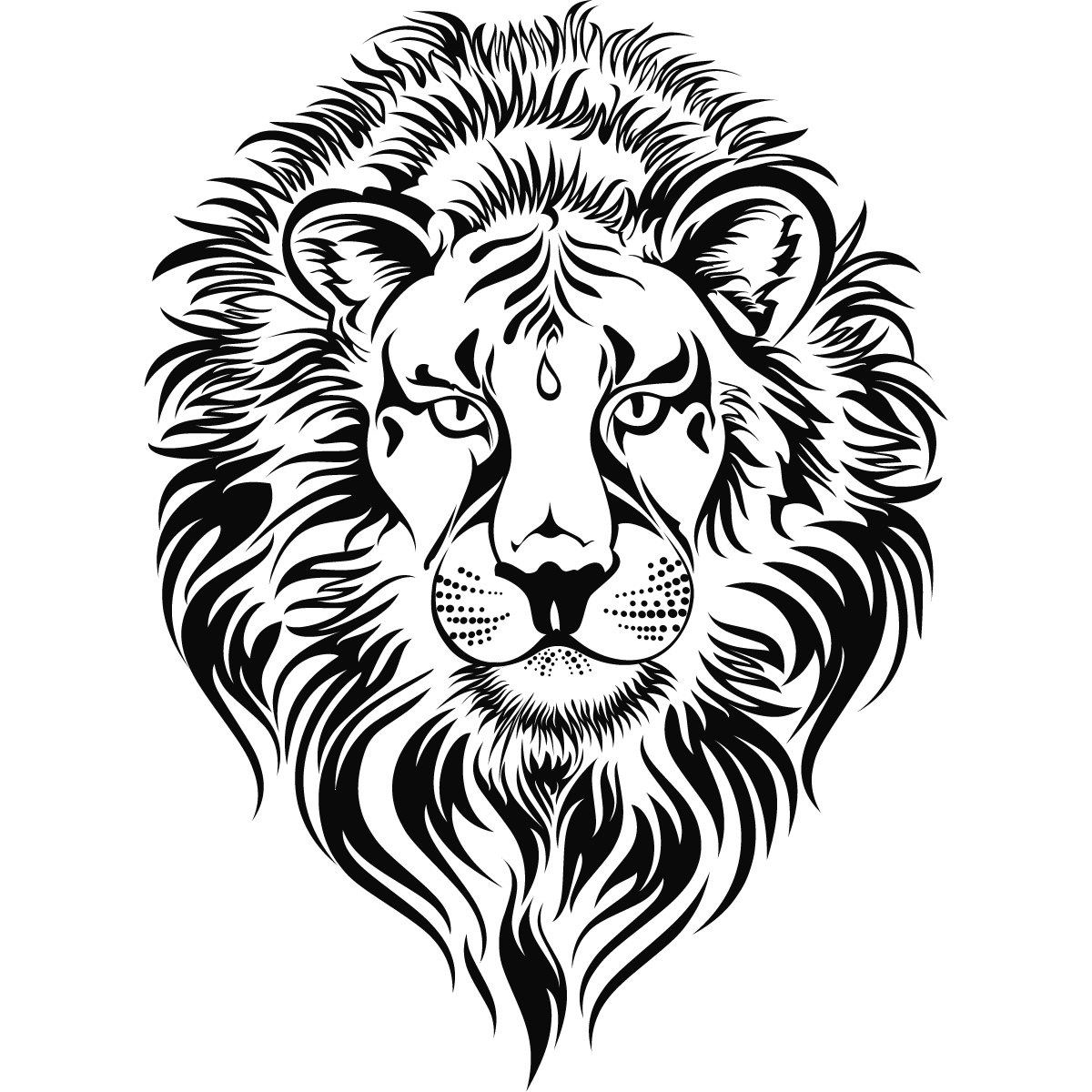 Animals lion face clipart png transparent Free Lion Face Images, Download Free Clip Art, Free Clip Art on ... png transparent