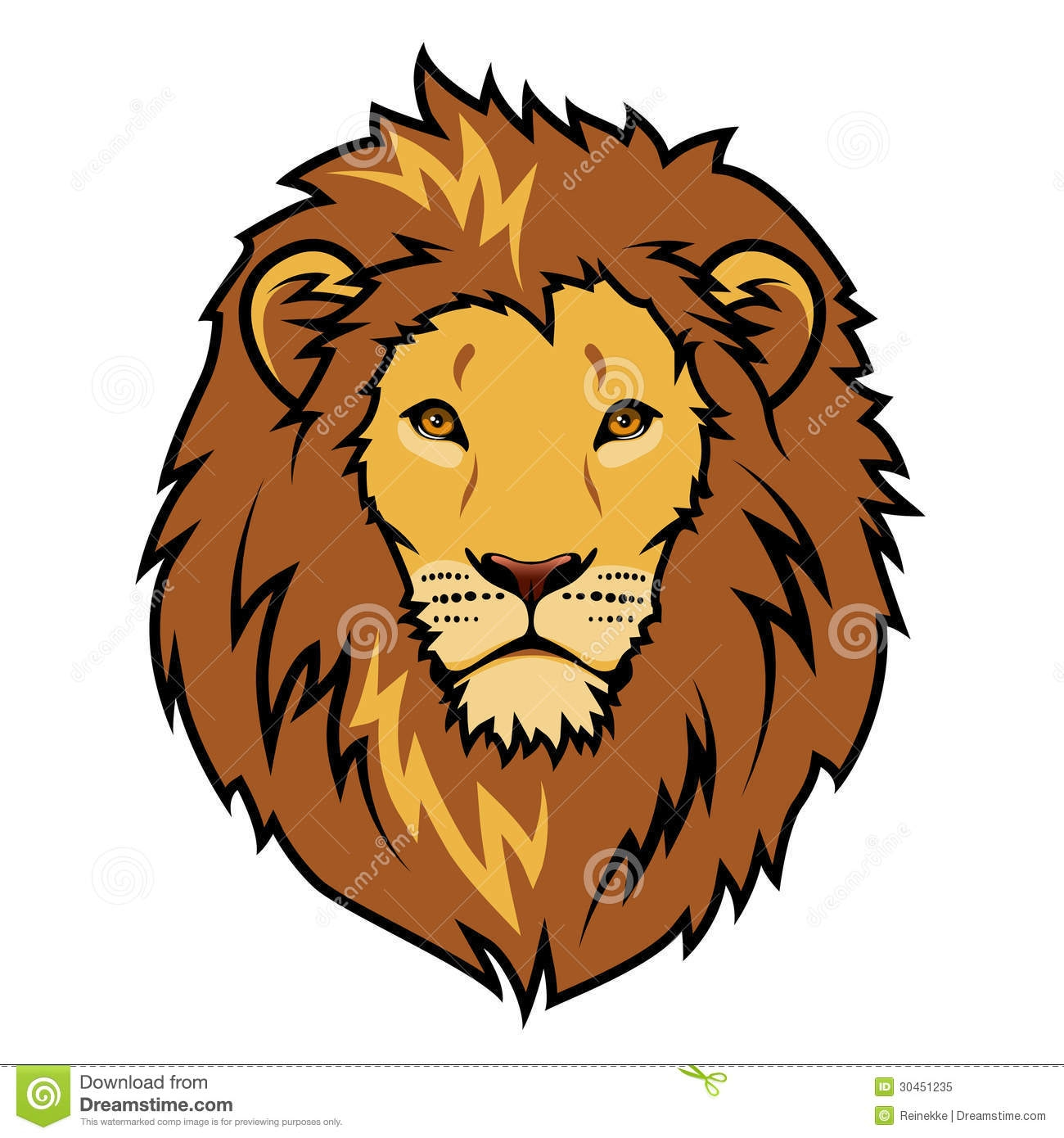 Clipart lion photo clip art freeuse stock 40+ Lion Face Clipart | ClipartLook clip art freeuse stock