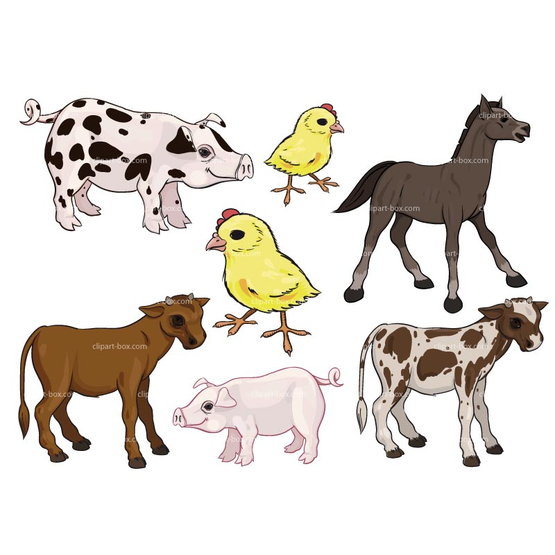 Animals on land clipart clip freeuse library Land animals clipart 11 » Clipart Station clip freeuse library