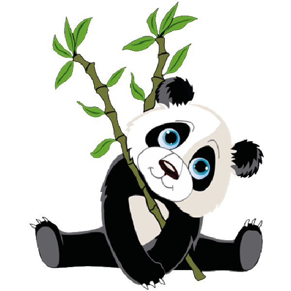 Animals playing football clipart png transparent library Panda Bears Cartoon Animal Images Free To Download.All Bears Clip ... png transparent library