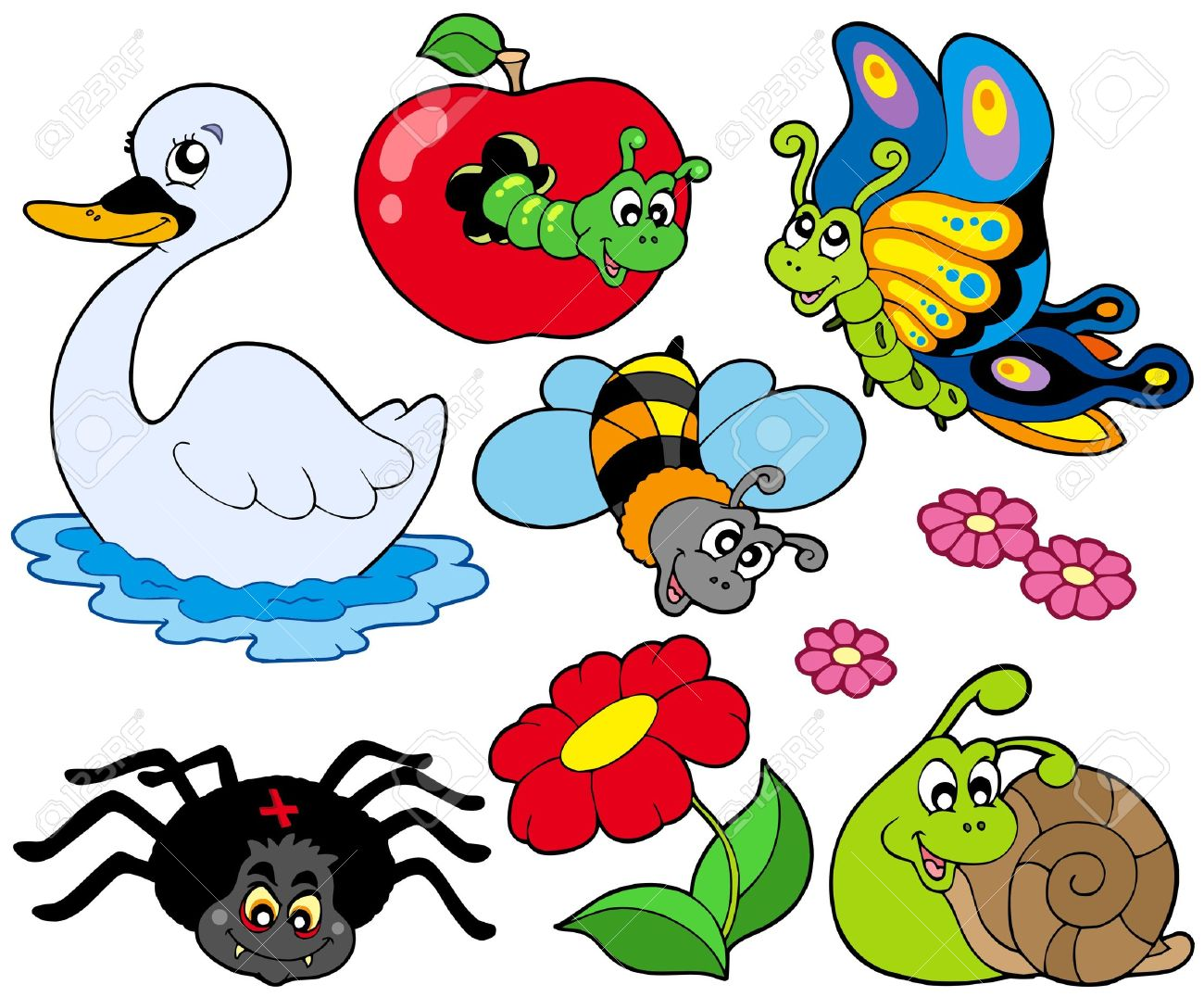 Small animal clipart banner royalty free library Animals that fly clipart 5 » Clipart Station banner royalty free library