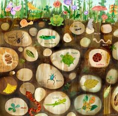 Animals that live underground clipart jpg free 95 Best underground animals images in 2013 | Crafts for kids, Day ... jpg free