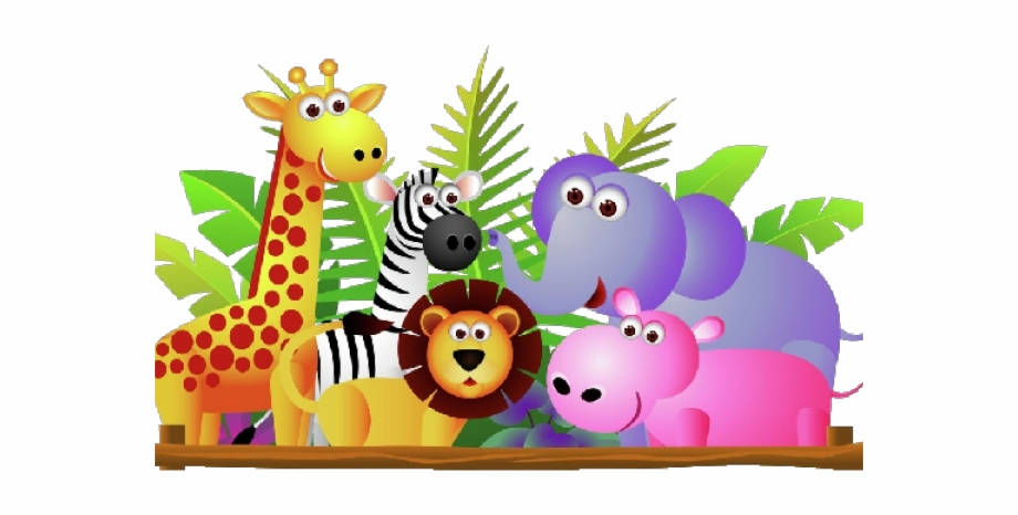 Animated zoo animal clipart png download Baby Animal Clipart Transparent - Cute Zoo Animal Clipart Free PNG ... png download