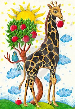 Animalstaller than clipart picture royalty free stock Giraffes are taller than most animals who are not giraffes. | 1st ... picture royalty free stock