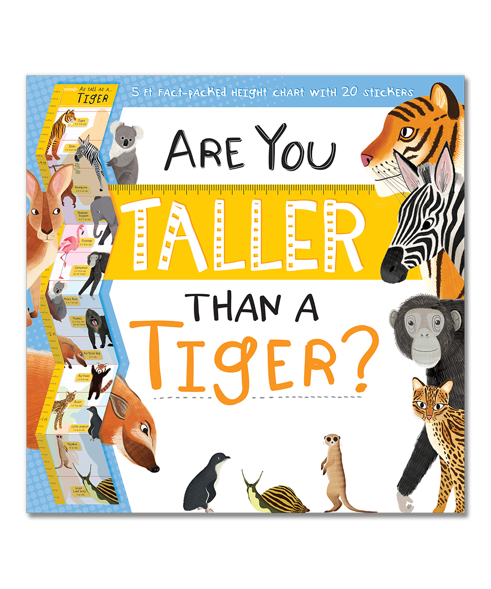 Animalstaller than clipart clipart free library Igloo Books Are You Taller Than a Tiger? Art Activity Book clipart free library