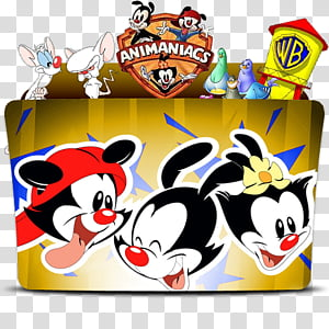 Animaniacs clipart png black and white 138 animaniacs transparent background PNG cliparts free download ... png black and white