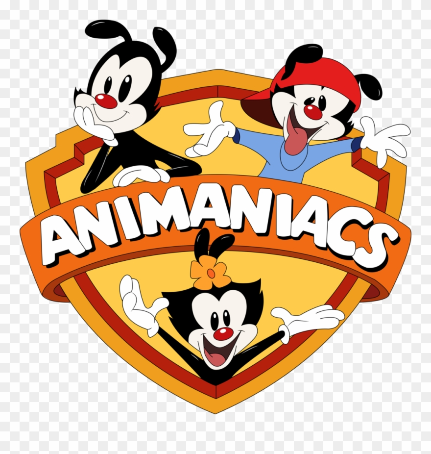 Animaniacs clipart clip art freeuse Animaniacs - Animaniacs Logo Clipart (#2019745) - PinClipart clip art freeuse